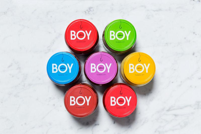 310223 1 800 - Quand les emballages prennent de la couleur...