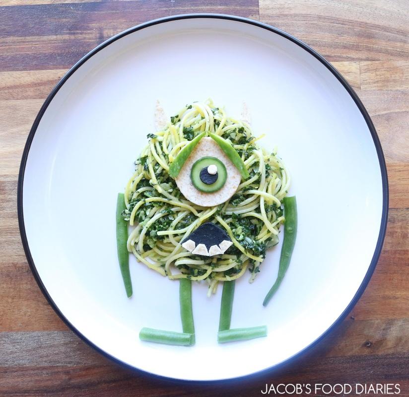 5365773 orig - De l'art dans l'assiette de vos enfants !