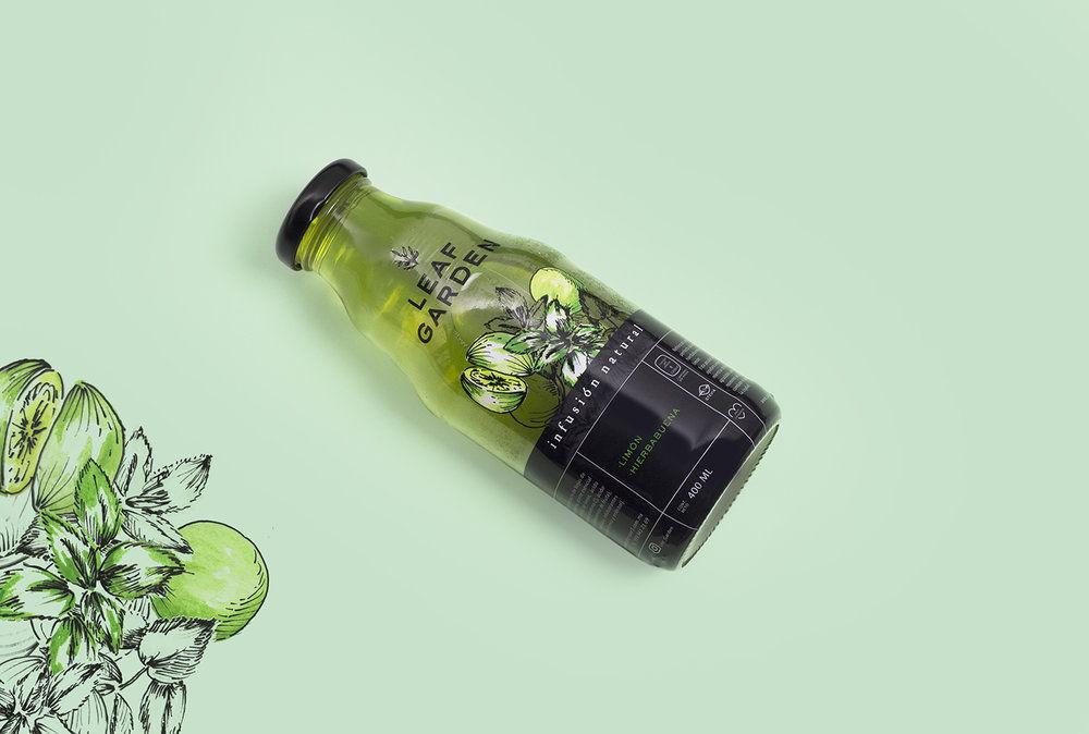 6U477ej0 - La boisson qui promet l'immortalité - Leaf Garden
