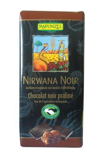 7609 chocolat noir nirwana bio equitable fabrique en suisse rapunzel - Rapunzel : un leader européen sur le marché des produits biologiques
