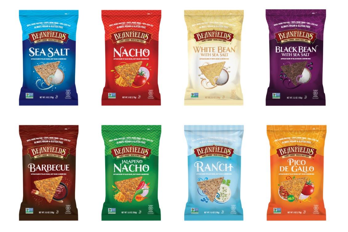 Beanfields New Chip Pictures feature - Des chips saines de haricots - Beanfields