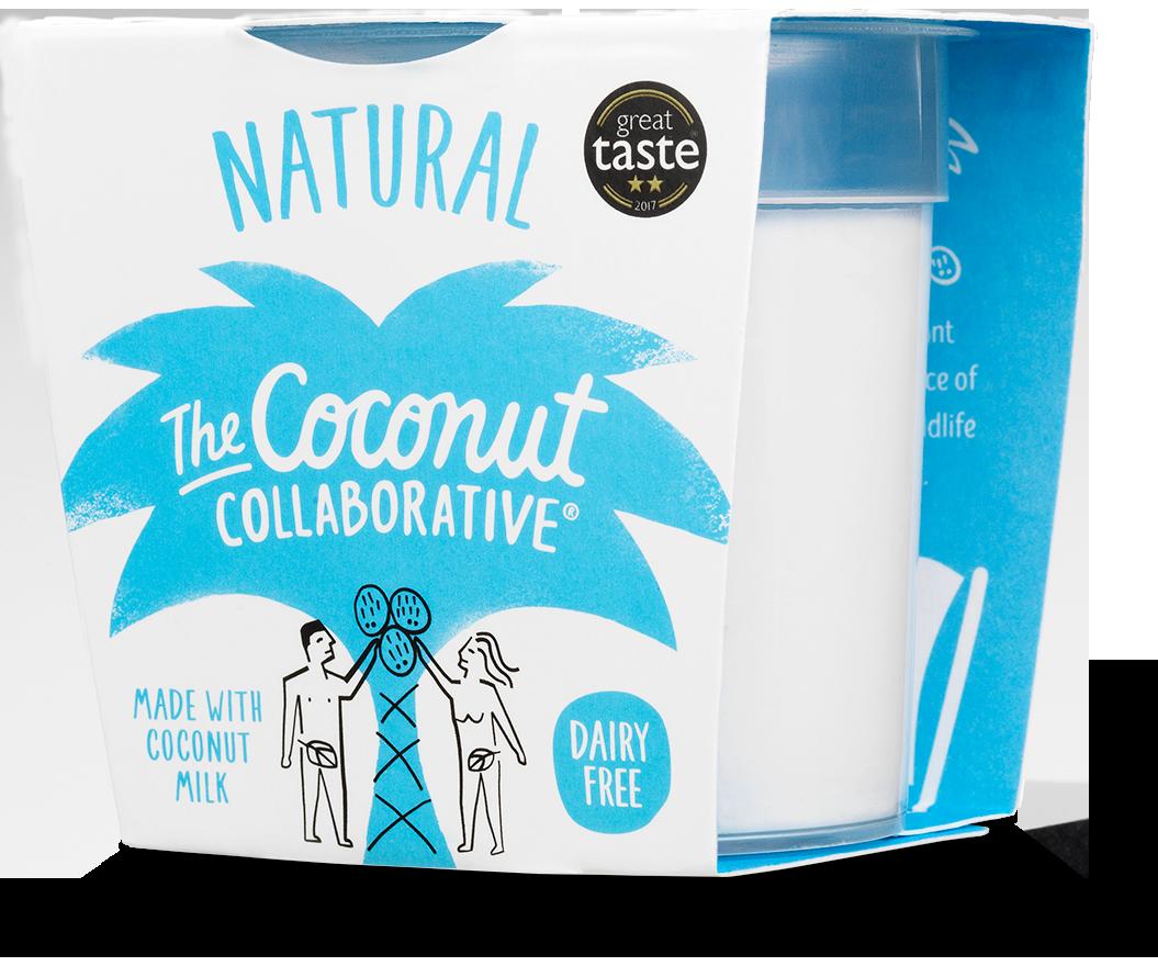 CC UK Natural Angle - Le yaourt et sa communauté - The Coconut Collaborative