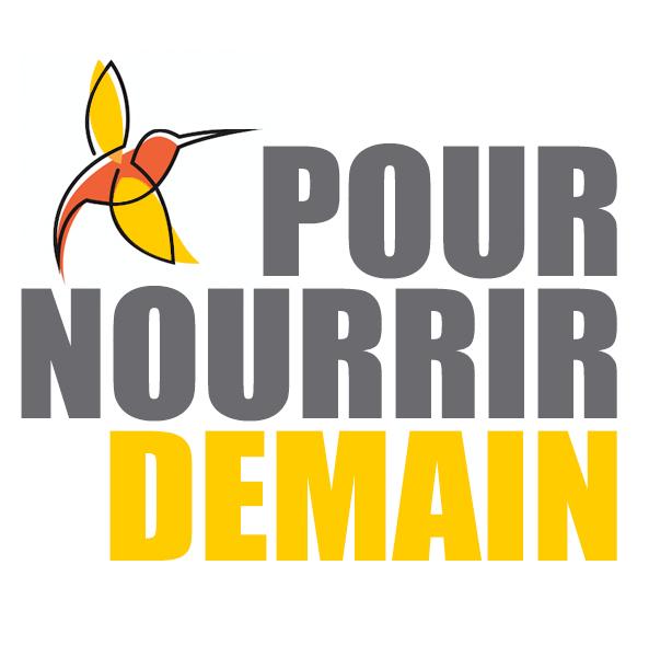 """LogoPND - Lettre d'information """"Pour nourrir demain"""""""