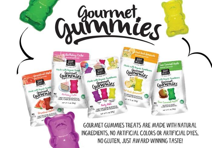 Sans titre - Des bonbons génération Z - Gourmet Gummies