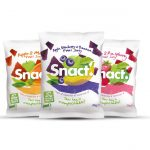 Snact and TIPA sell fruit jerky snacks in 100 compostable packaging wrbm large 150x150 - Des snacks de fruits contre les déchets alimentaires - Snact