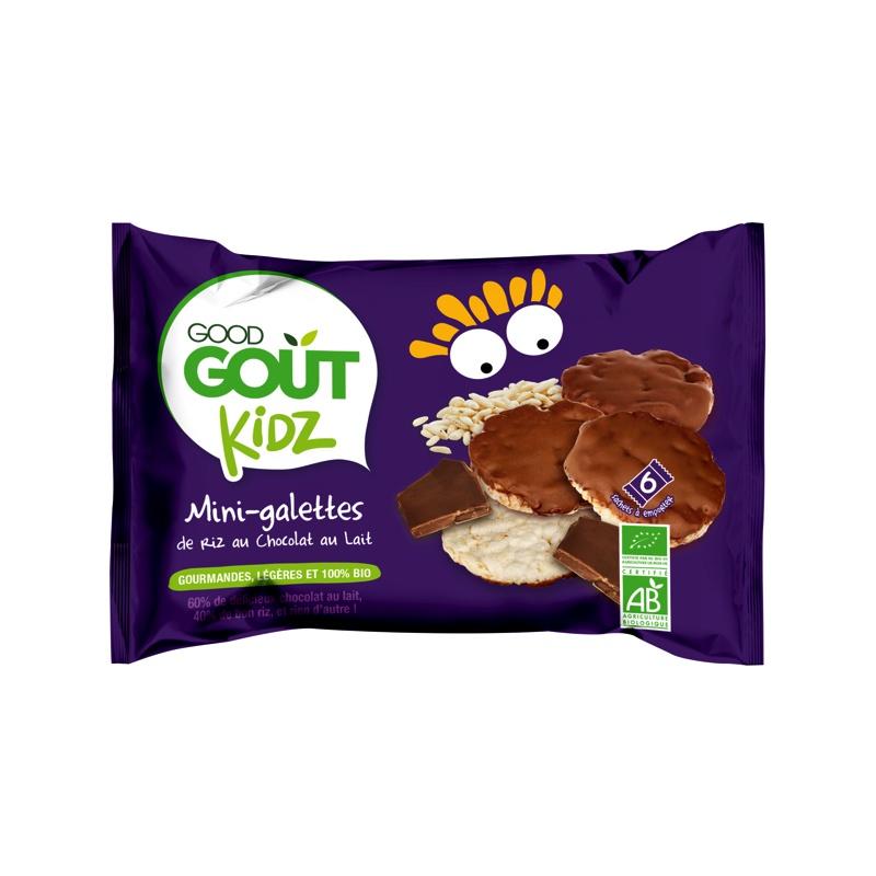 good gout kidz mini galettes de riz bio chocolat au lait p image 139813 grande - Good Goût lance une offre dédiée aux enfants de plus de 3 ans