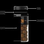 material specification jar 150x150 - Lakrids by Bülow développe un packaging durable