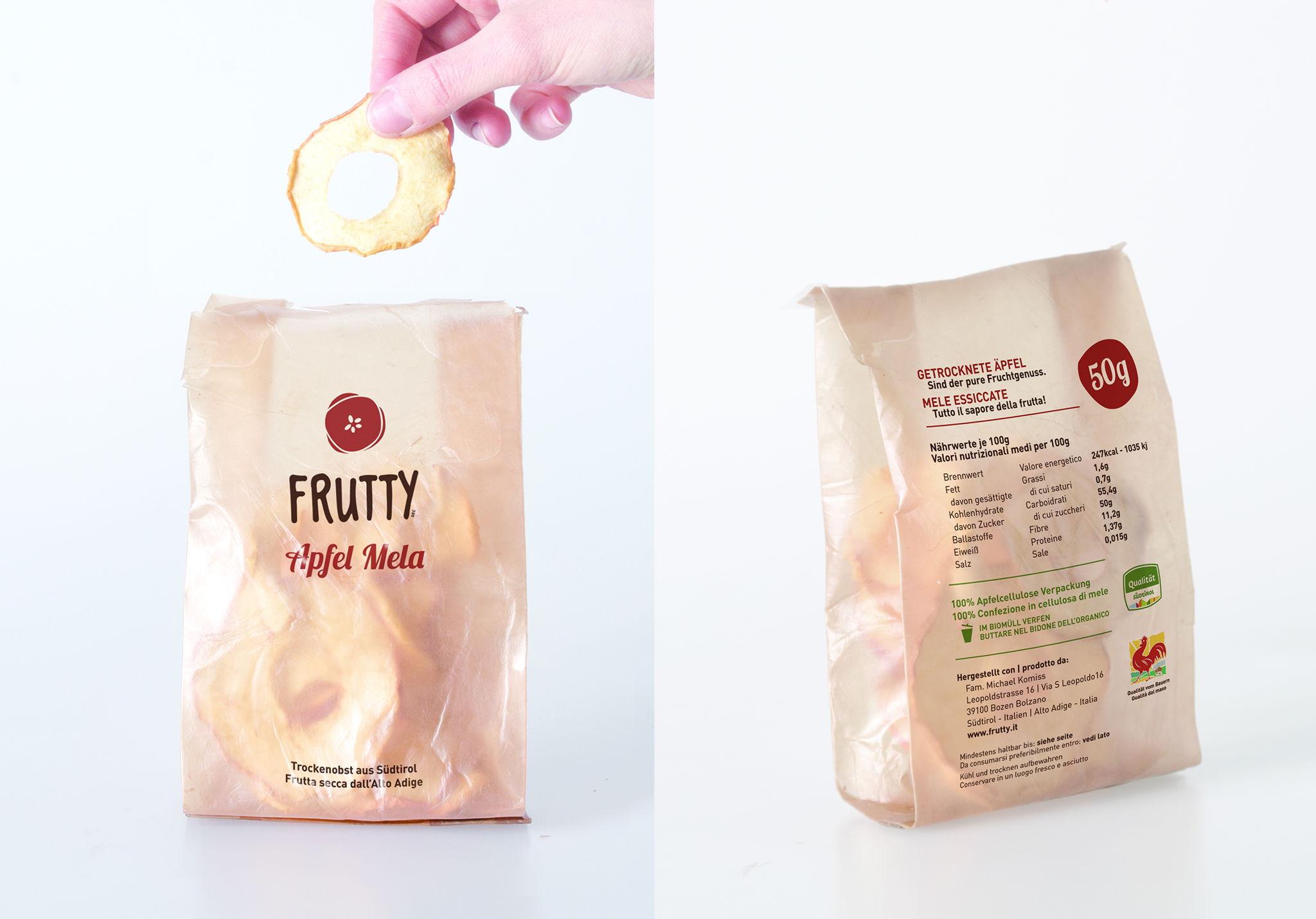 preview - Des emballages fabriqués à partir de pelures de fruits et légumes