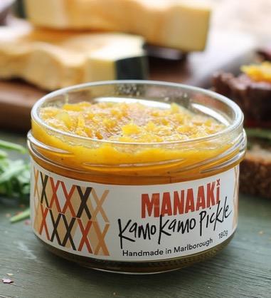 1 - Des condiments maori sur les tables des villes - Manaaki
