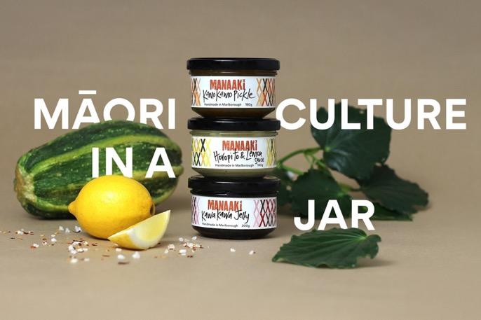 2 - Des condiments maori sur les tables des villes - Manaaki