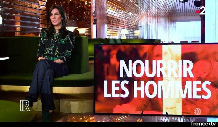 """Capture d'écran 2019 02 07 à 04.39.44 - Reportage """"Nourrir les hommes"""" de Olivia Mokiejewski / France TV"""