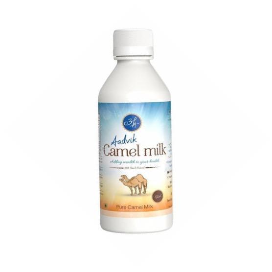 Sans titre 1 - Du lait de chameau pour bien bosser - AadvikFoods