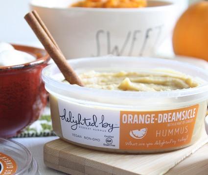 Sans titre - Du houmous au dessert - Delighted By Hummus