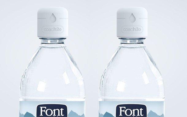 Screenshot 129 - Font Vella (Danone) propose un bouchon intelligent sur ses bouteilles d'eau