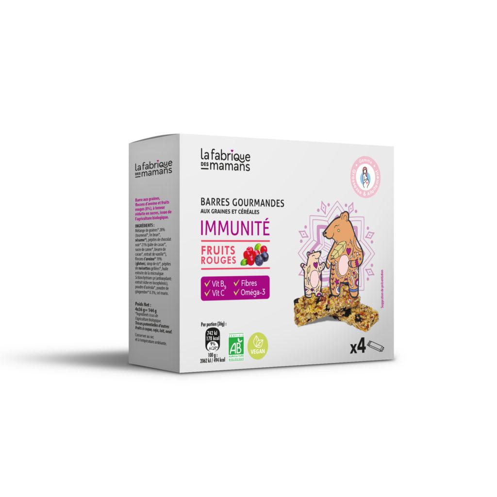 immunite pano 1 1024x1024 - Des encas sains et gourmands pendant la grossesse avec La Fabrique des Mamans