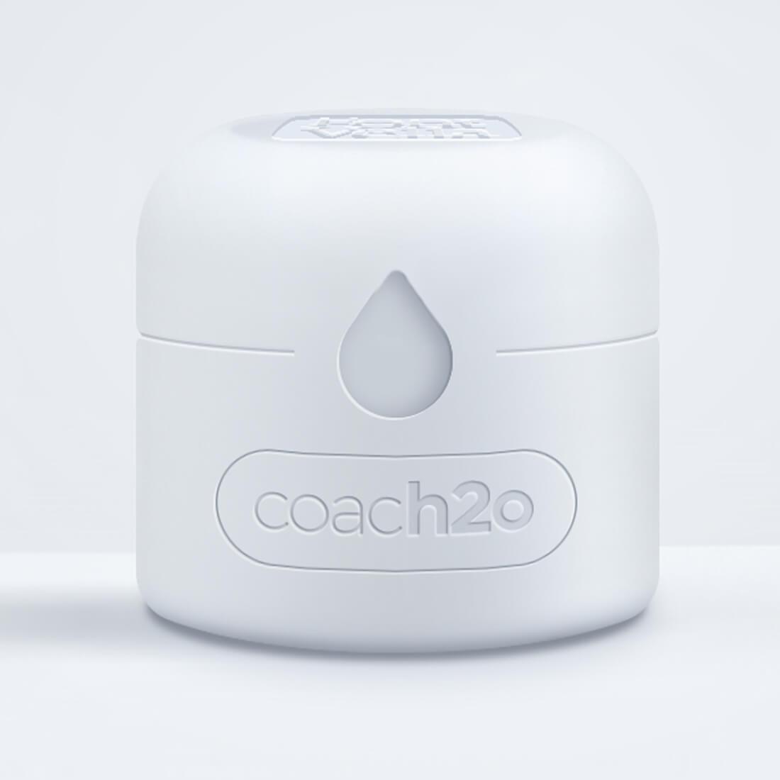 mobile coach2o hub - Font Vella (Danone) propose un bouchon intelligent sur ses bouteilles d'eau