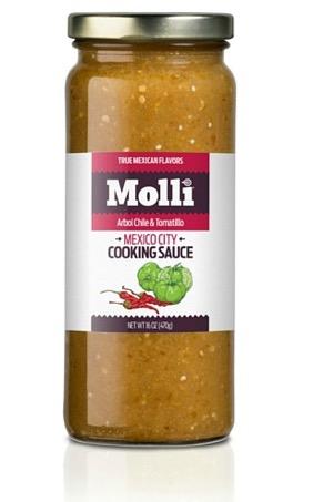 molli - Des sauces locales et authentiques - Molli