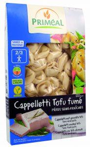 primeal 8755 cappelletti tofu fume 250g 2019 184x300 - Priméal propose de nouvelles pâtes !