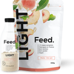 product peach tea 150x150 - Feed. innove avec un repas complet et léger : Feed. LIGHT
