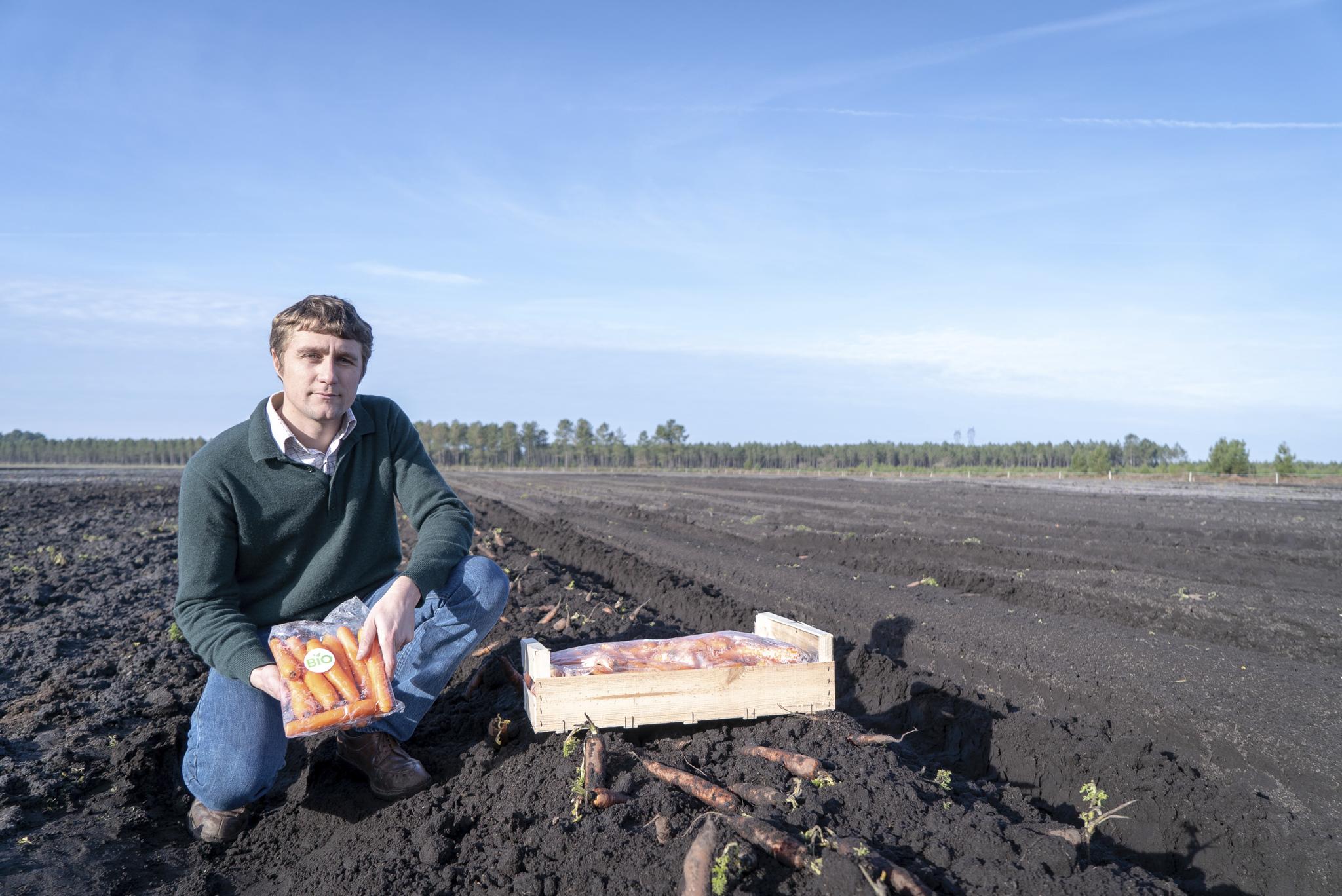 1 2 - Blédina et MiiMOSA soutiennent les agriculteurs dans leur conversion au bio