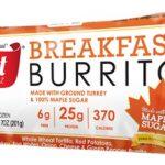 1 3 150x150 - Des burritos pour les sportifs
