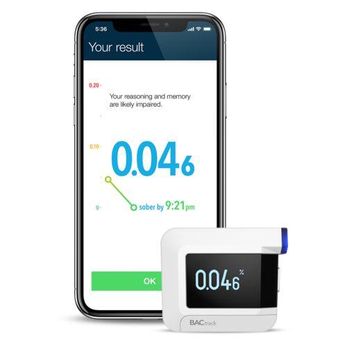 399862 2 800 - Un appareil connecté qui gère votre taux d'alcoolémie