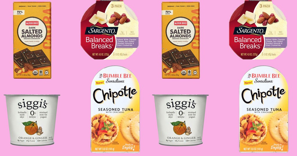 50 best snacks lead - Les collations doivent être saines, «originales» et nomades !