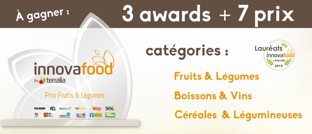 BANDEAU WEB SITE INNOVAFOOD 2 - Happyfeed partenaire du concours Innovafood®