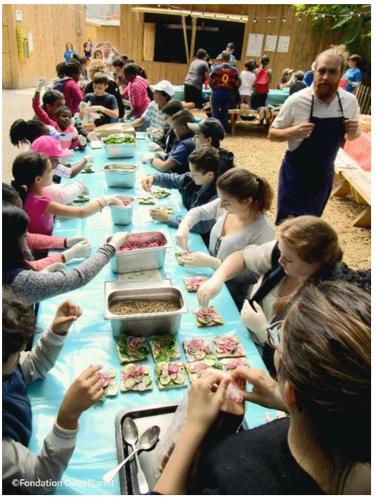 Capture d'écran 2019 03 22 à 09.26.35 - « Pour un monde bien dans son assiette » : METRO France lance son fonds de dotation