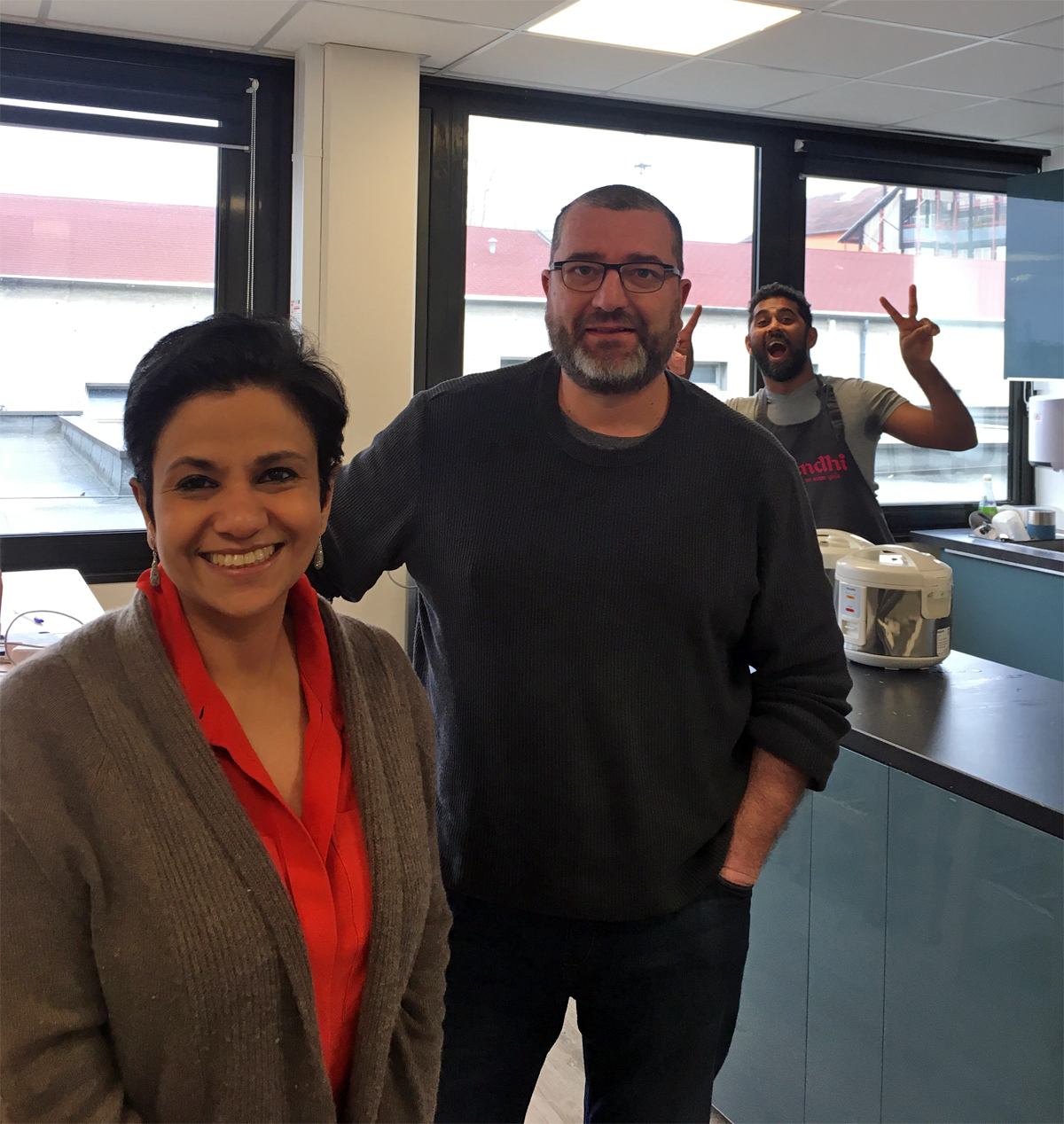 Teaser - Point de vue de Beena Paradin, fondatrice de Beendi, sur l'alimentation positive