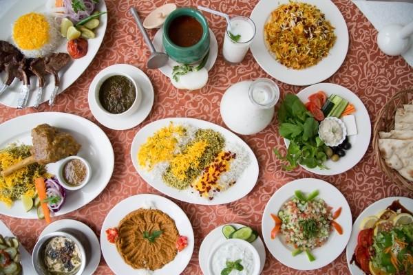 persian by salim al afifi - Des influences alimentaires venant des migrations démographiques