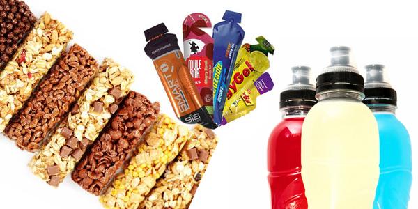 sports food - Les produits pour sportifs doivent être aussi gourmands qu'efficaces !