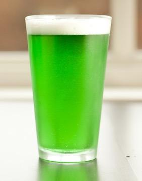 2 - Une bière qui brille la nuit !