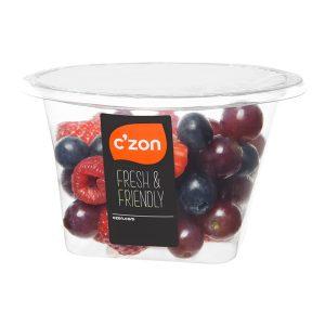 CZON Bol fruits rouges 300x300 - C'ZON propose le meilleur des fruits rouges dans une gamme de snackings pour l'été