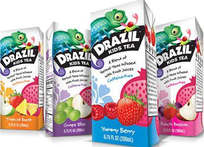 Drazil Kids Tea Flavor - Un thé pour les enfants