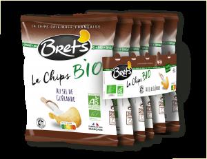 bret s gamme 100 bio natures 6x25gr 300x231 - Une gamme 100% bio pour Bret's, la chips bretonne