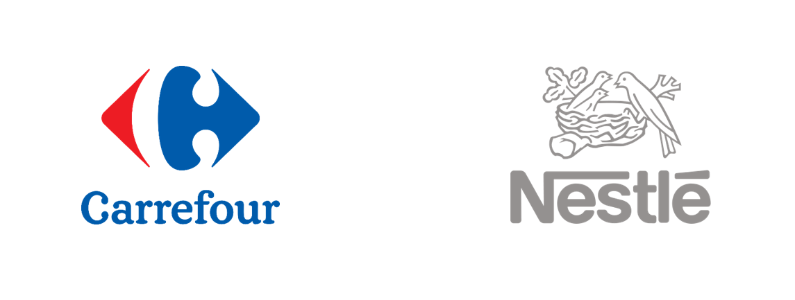 logo - Blockchain Carrefour – Nestlé : la technologie au service de la transparence alimentaire avec Mousline !