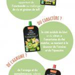 vitabio 150x150 - Vitabio propose des gourdes fruits & céréales au rayon snacking