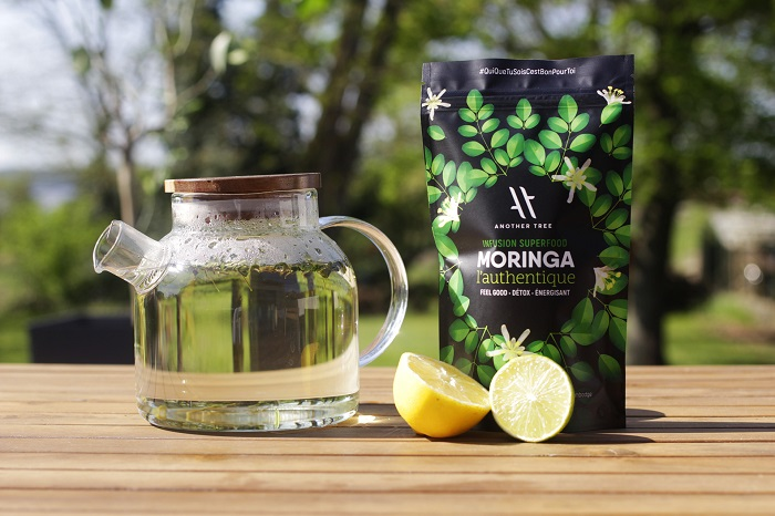 20190410130706 p5 document nwzu - Another Tree, la marque dénicheuse de SuperFoods, lance son infusion Moringa l'Authentique