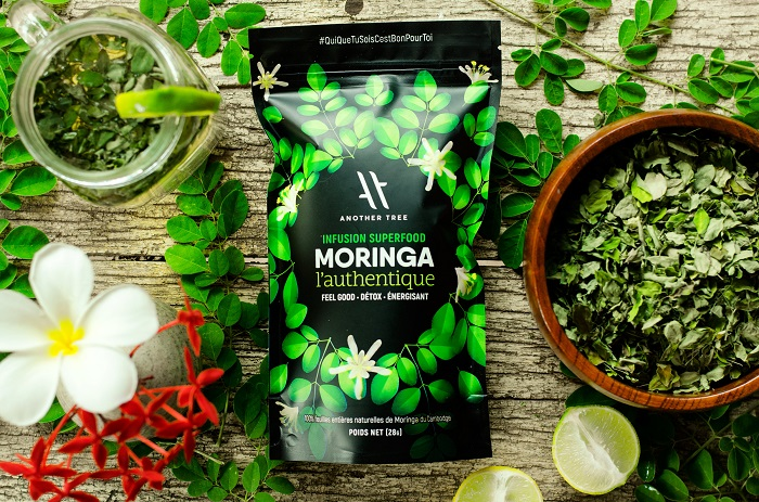 20190410130706 p6 document ycxa - Another Tree, la marque dénicheuse de SuperFoods, lance son infusion Moringa l'Authentique