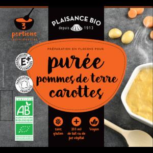 3176800015067 A 3929330 S01 300x300 - Plaisance Bio lance des purées bio qui donnent la patate !