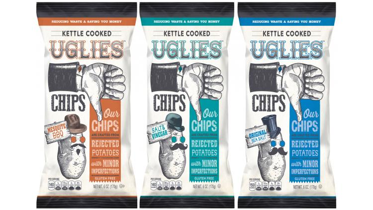 Uglies Group - Des chips moches