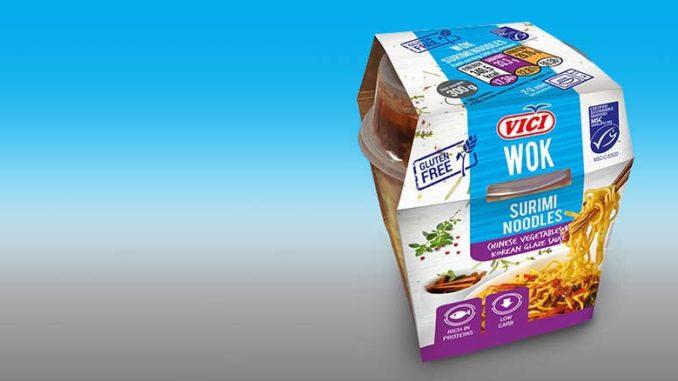 Vici Noodles Final 678x381 - Des spaghetti de surimi