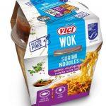 Wok Style 150x150 - Des spaghetti de surimi