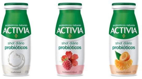 aaa 1 - Danone parie sur les shots de probiotiques