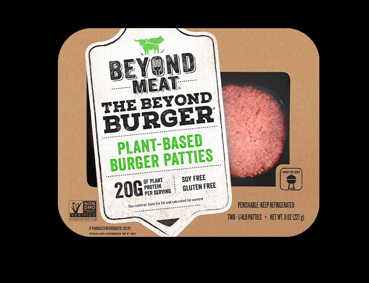 homepage product beyondburgers desktop 1 - La viande végétale de Beyond Meat attaque le marché européen