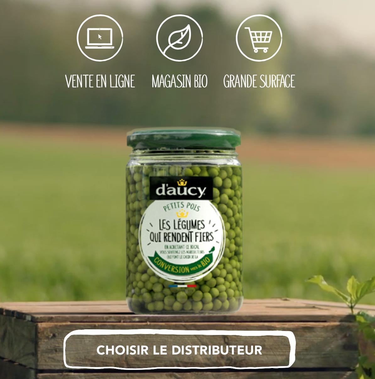 Capture d'écran 2019 06 05 à 21.17.23 - d'aucy sollicite les consommateurs pour créer une gamme de conversion au bio