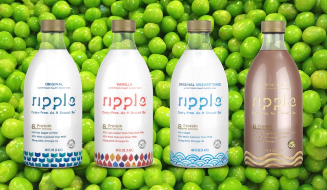 Sans titre 13 - Un lait végétal révolutionnaire