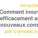 """banniere 150x150 - Petit-déjeuner : """"Comment innover pour répondre efficacement aux attentes des nouveaux consommateurs ?"""""""