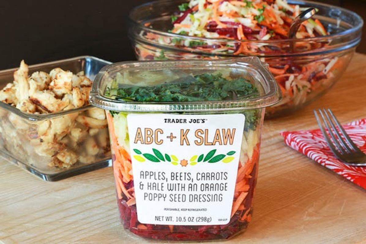 Sans titre 33 - Une salade sur le thème de l'alphabet